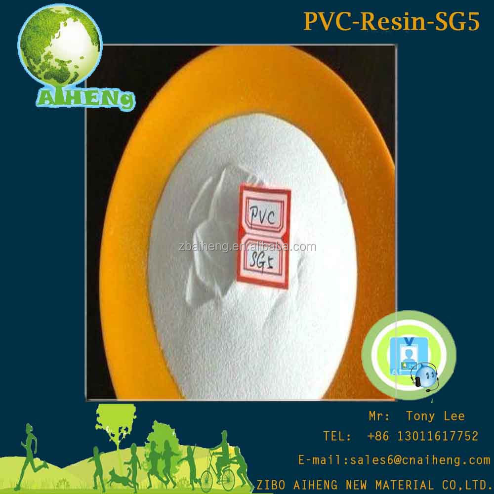 ISO Certificated high quality low price ZiBo ShanDong China produced PVC <strong>resin</strong> SG-5
