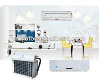 hybrid solar air cnditioner split home using wall mounted ,9000-24000btu,1ph,1.5ton, 2 ton