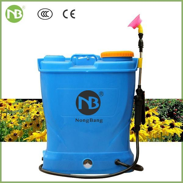 2014 hot sale !!16L electric agricultural boom sprayer