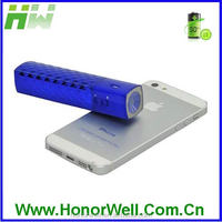 Eye Black Portable Mobile Phone Battery Power Bank 2200mAh 2600mAh Manual for Power Bank Charger HW-PB-028(ALL)