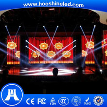 2015 live show stage outdoor led advertising replacement led screen for concert
