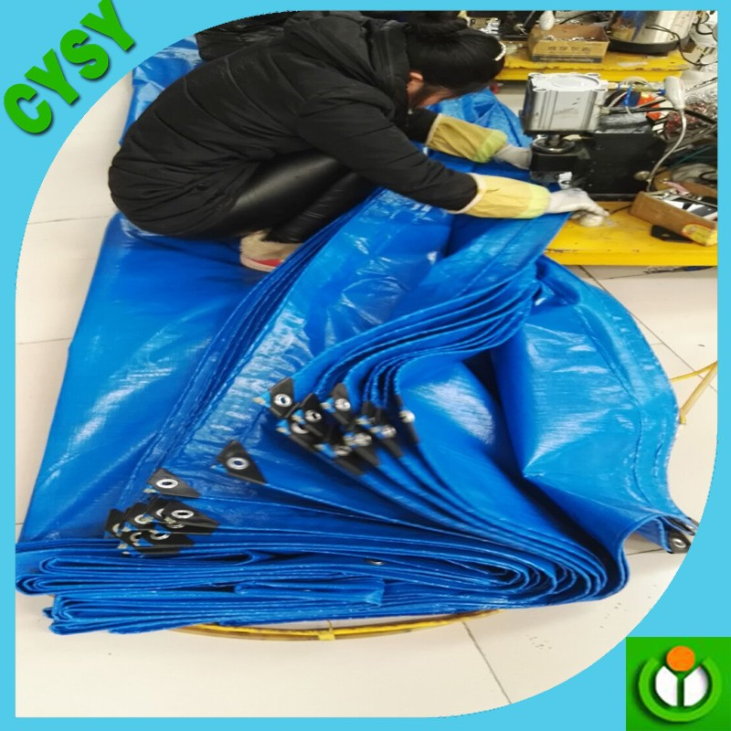 China factory woven fabric polytarps hdpe pe tarpaulin price
