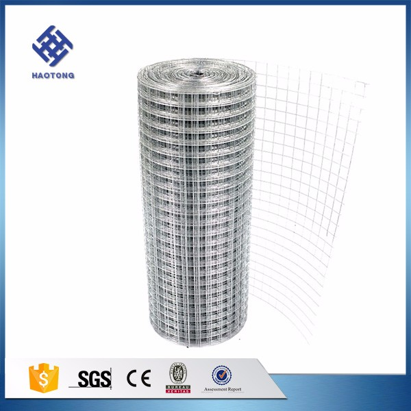 "30 Years' factory supply 3/8"" welded wire mesh"
