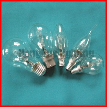 Halogen bulb energy saving