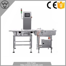 Check Weight Sorter Machine Check Weigher for Food Industry