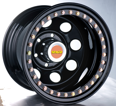 High quality mag wheels for offroad wheel rim
