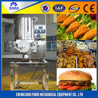 CE approved commercial burger machinery patties/frozen patties machine