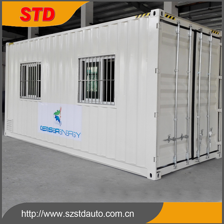 China cheap 20' house container for sale