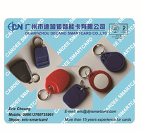 RFID access control key tag