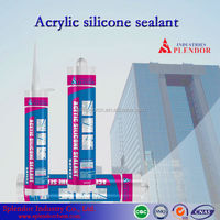 acetic silicone sealant low price/ acrylic silicone sealant supplier/ acid silicone sealant/ resin