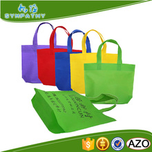 New products tote eco friendly handmade promotional shopping bag, non woven shopping