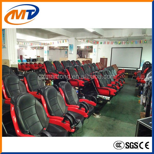 2016 Best price Cinema equipment With high income 5d 7d 9d 12d motion cinema rides from Guangzhou Mantong