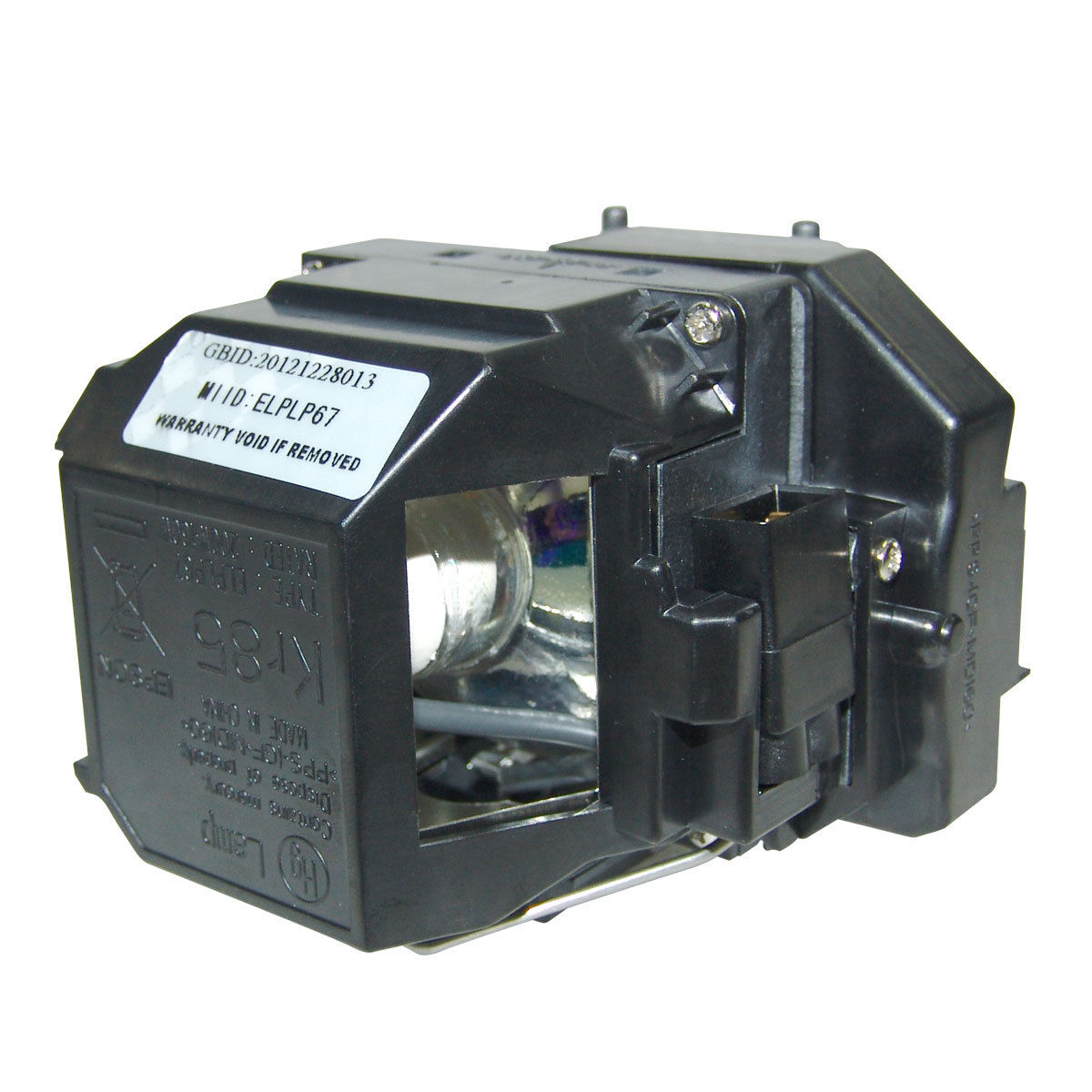 hot sell V13H010L67 ELPLP67 for Epson V11H433020/ W12 projector