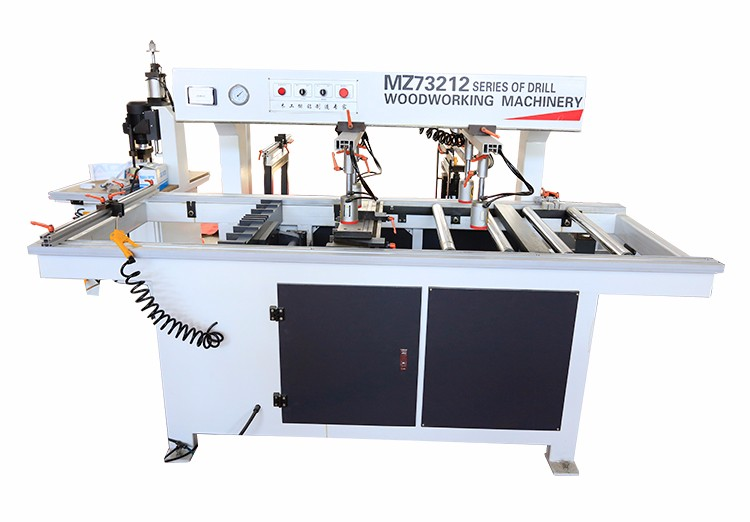 China multi spindle drilling machine for wood
