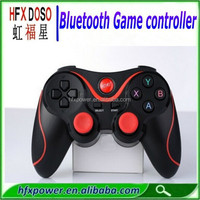 Fashionable USB wireless Bluetooth Game pad Controller for Phone/Pod/Pad/Android IOS Tablet PC
