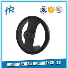 OEM products best price hot selling ductile iron cast wheel
