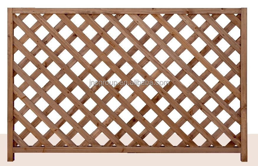 Hot sale vineyard trellis, wood lattice