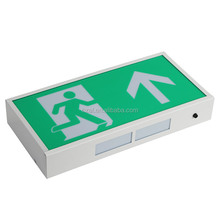 Permanent Rechargeable Emergency lighting Exit Sign