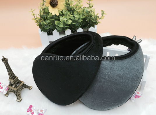 Special offer protection simple type U winter Korean super soft warm earcap plus velvet after wearing earmuffs for men