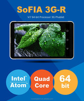 Intel SoFIA 3G Quad Core 3G/GPS/Bluetooth 7 inch Android 5.1 Tablet PC