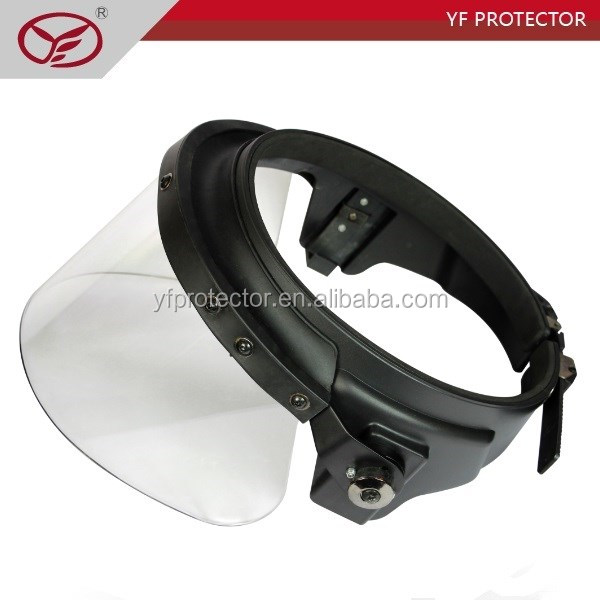 Anti Riot Face Shield/Anti riot Control Face Shield/Military Face Shield visor