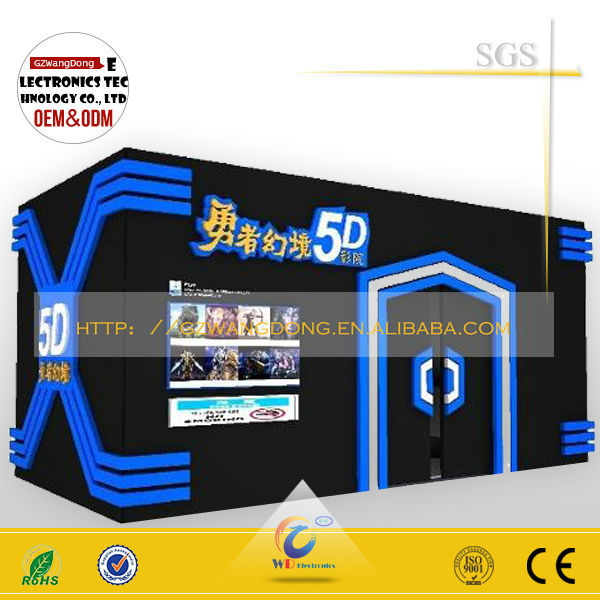 Fashionable 9d simulator game machine simulator cinema 3d 4d 5d 6d 7d ride cinema