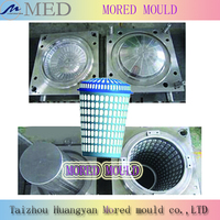 hot sale high quality competitive price household dustbin mould