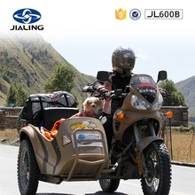 JH600B JIALING single-cylinder, 4 stroke sidecar, 600cc motorcycles for sale near meale