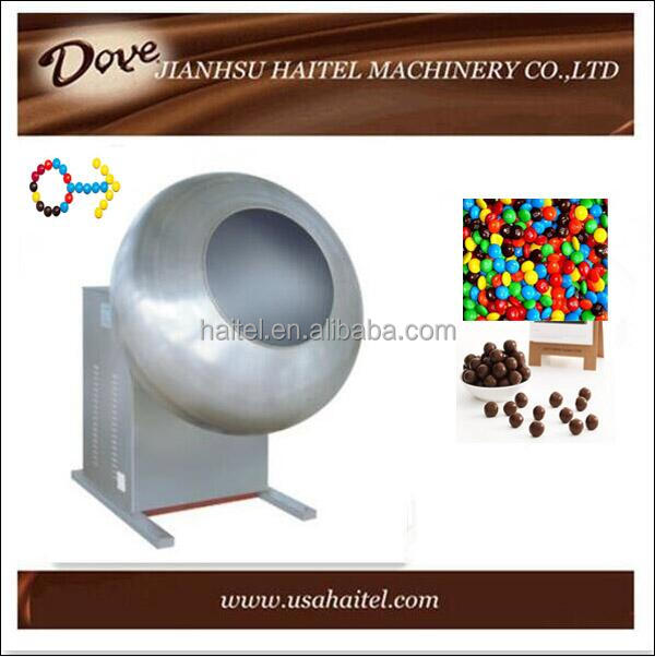 Neweek Snack Food Processing Peanut Sugar Chocolate Coating Machine machinery