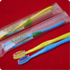 Hotel cheap disposable toothbrush with toothpaste for hotels