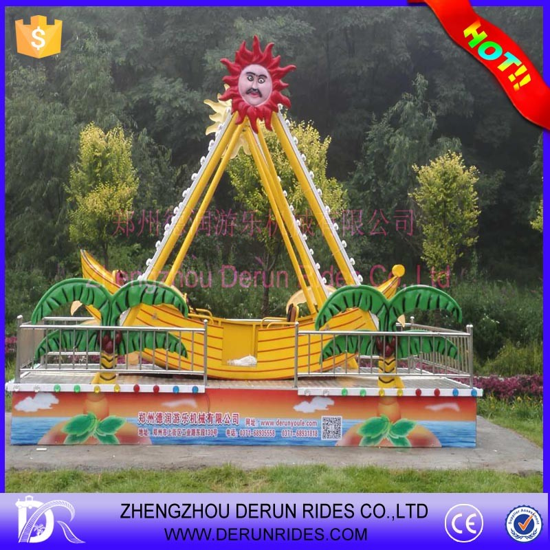 Amusement park equipment indoor& outdoor kids mini ferris wheel for sale