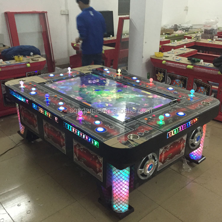 King Of Treasure Fishing Game Machine/IGS taiwan original board/King Of Treasure fishing hunter Machine
