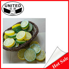 Lemon orange orange artificial fruit
