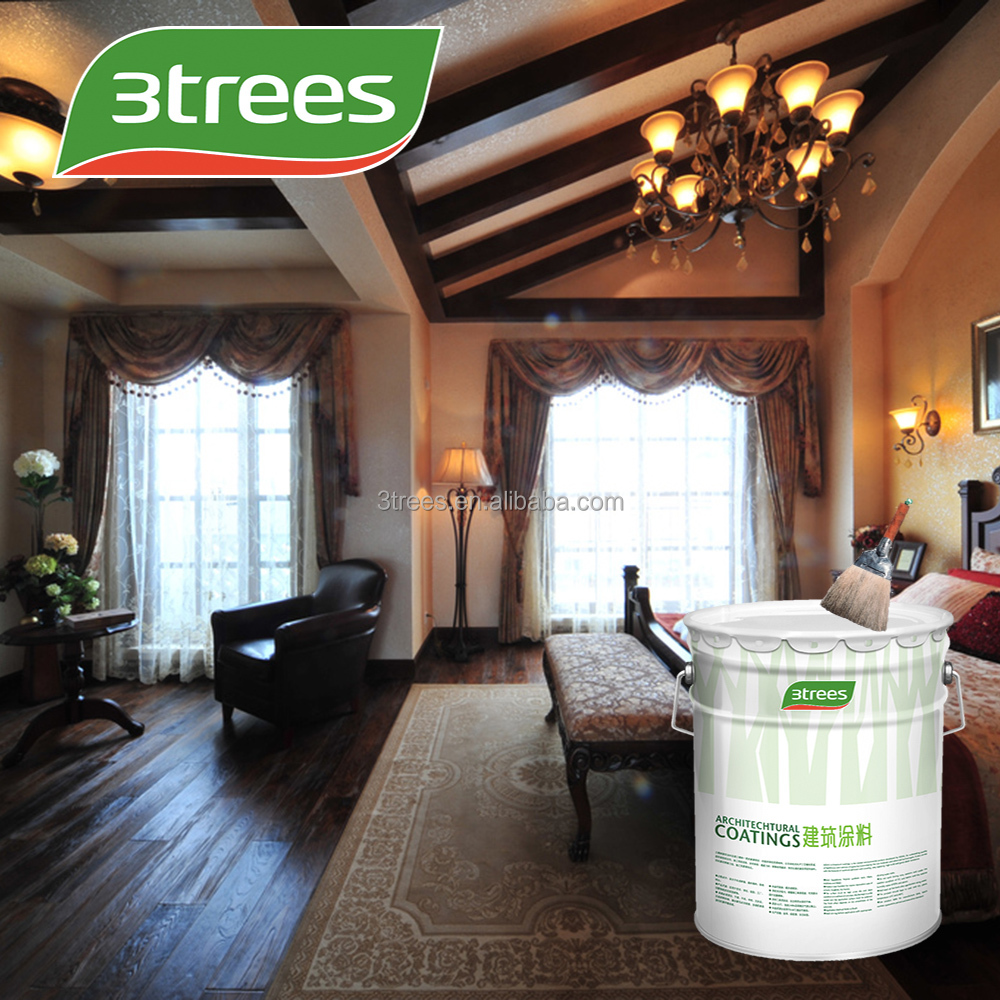3TREES Oil Wood Deco Paint for Furniture Coating(free sample)