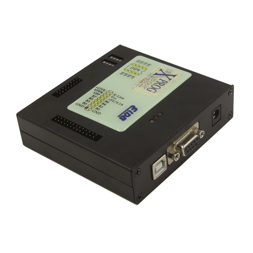 car accessories ELDB 5.70 xprog-m box V5.70 Car ecu chip tuning tool xprog 5.6 ECU programmer