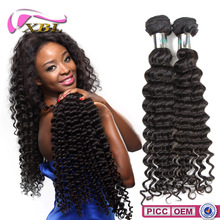 100 Percent Unprocessed Malaysian Deep Wave Human Hair For Braiding