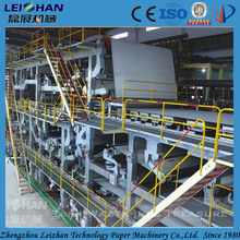 occ waste paper recycle machine making Kraft paper, price of paper mill