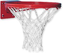lanxin made in china basketball ring basketball hoop solid steel removable basketball equipment