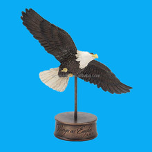 antique bronze decorative resin eagle statues for sale
