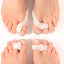 Silicone Gel Toe Separator Ring Foot Orthopedic Product as seen on TV HA00486