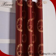 fire retardant blackout curtain fabric, Supreme Antique Satin Pinch-Pleat Curtain Panel Pair,Palace Taffeta Lined Window Panel