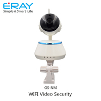 Wifi IP camera (GS-NM) video surveillance camera with sd card slot elderly care