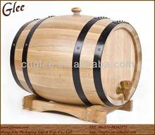 50L Wine Barrel Beer Keg
