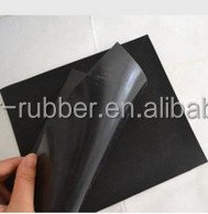 Environmental and non-toxic recycled natural/NR rubber sheets