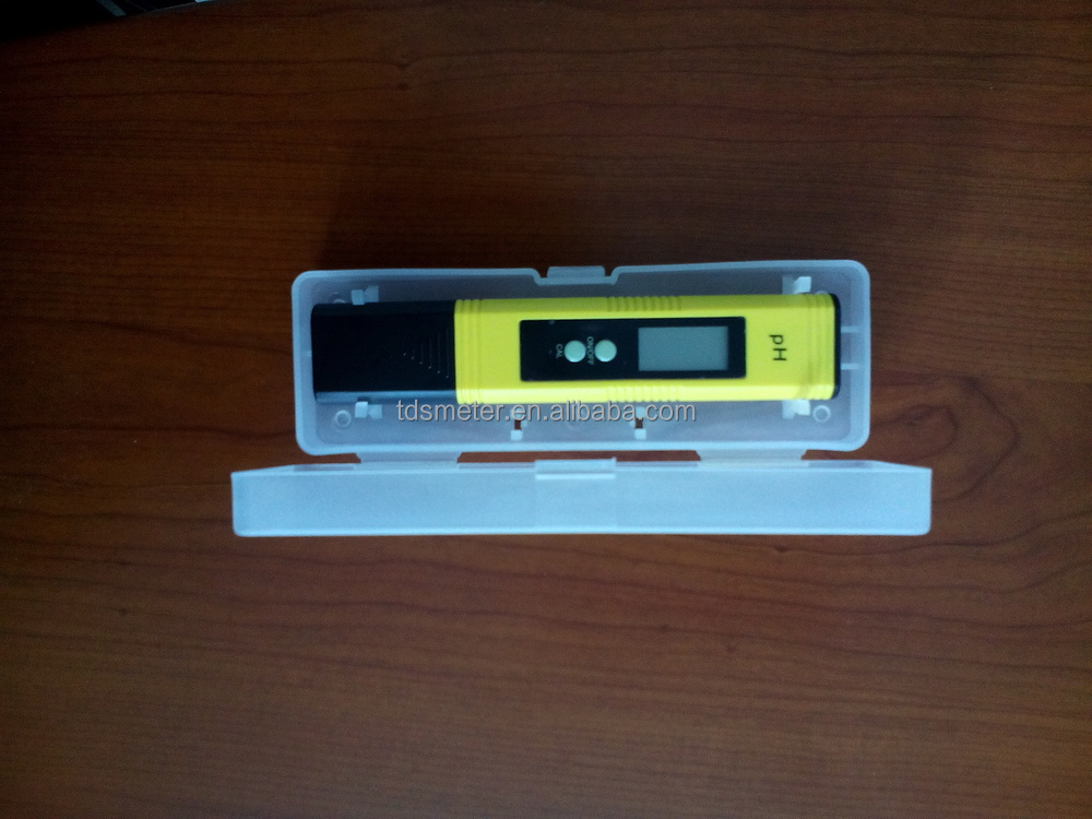 LOW COST aquarium ph meter