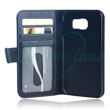 Smart Leather Phone Case for Samsung Galaxy S6