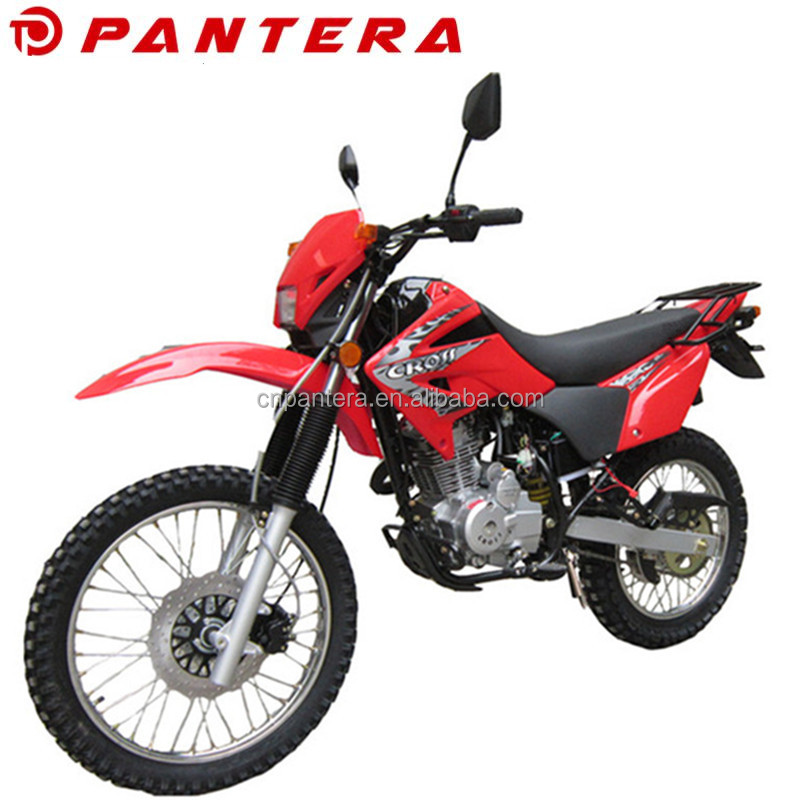 China Motorbike 200cc Powerful Engine Diesel Motorcycle For Adults