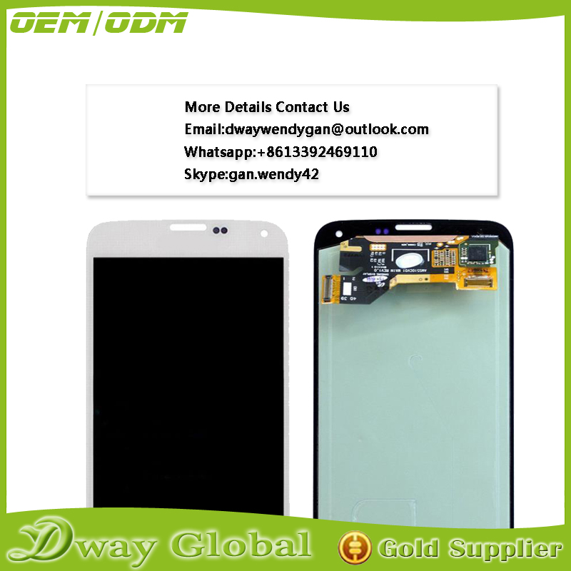 Original New lcd screen touch digitizer assembly for samsung gt-i9300 lcd display