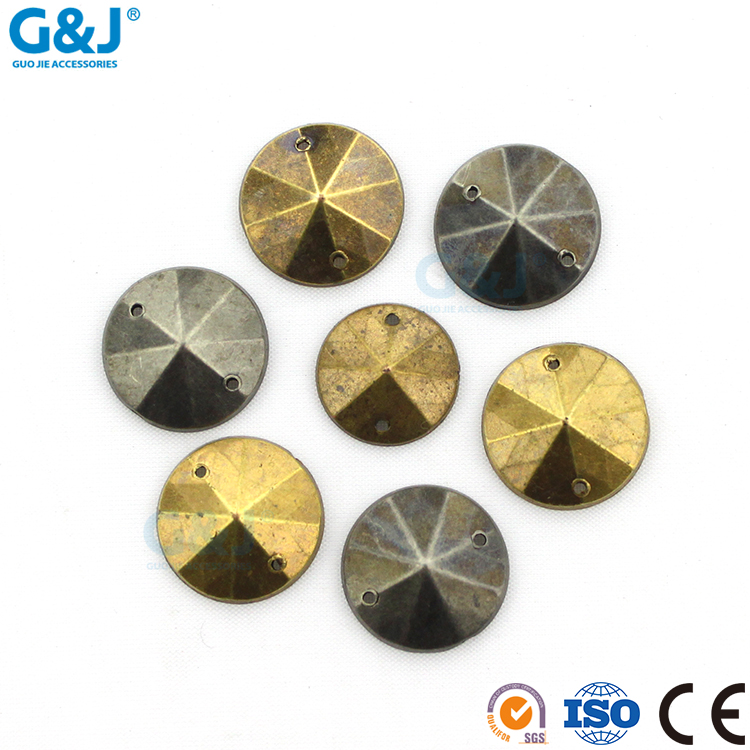 guojie brand garments accessories Factory Crystal loose Stones