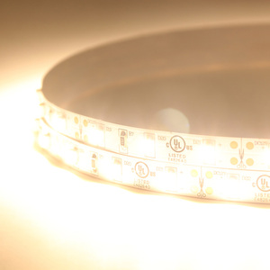 Warm White 12v 60leds 3528 Smd Led Flexible Strip